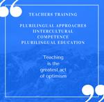 Plurilang Teachers Training